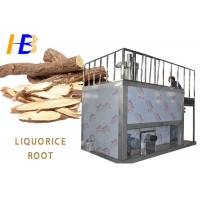 Quality Cryogenic Stainless Steel Herb Pulverizer Machine For Liquorice Root / Turmeric Finger for sale