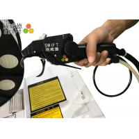Quality Touch Screen Operated Automatic Cable Tie Tool Handheld Gun For Reel Cable Ties for sale