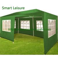 Buy cheap Green Gazebo Party Tent Wedding Canopy with Side Walls from wholesalers