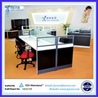 China Q5 Frosted Glass Office Partitions/Office Workstations from Foshan on sale