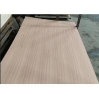 Quality Eco Friendly Fancy Plywood 1220x2440mm Size P/S Natural Sapele Face / Back for sale