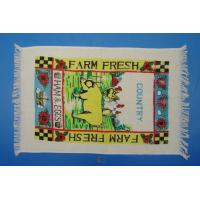 China 100% Cotton Printed Kitchen Towels on sale