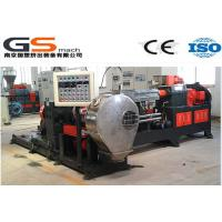Quality Eccentric water-spray pelletizing system for sale