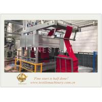 Quality Stainless Ballon Padding Machine is used for impregnating softening liquid to wet process for sale