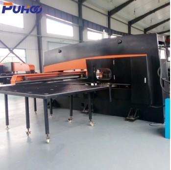 High Speed Amada Cnc Punching Machine , Sheet Metal Stamping
