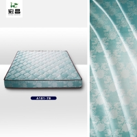 Quality Durable 213cm Width Polyester Warp Knit Fabric For Mattress for sale