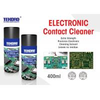 Quality Electrical Contact Cleaner For Precision Instruments / Equipment / Components for sale