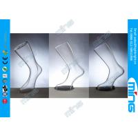 China Plastic Transparent Female Foot Display , Female Body Mannequin Foot on sale