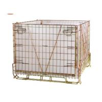 Wire Cage for Warehouse/Wire Basket for Storage