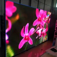 Quality High Brightness P4mm Outdoor Advertising LED Display SMD2121 Panel Long Life Span for sale