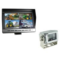 Buy cheap Heavy Duty Super Wide Monitor & Camera Reversing System for Surveillance from wholesalers
