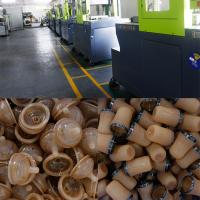 China 11KW Rubber Injection Moulding Machine / Fast Speed Silicone Baby Bottle Making Machine on sale