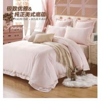 Quality Modern Style All Cotton Bedspreads , Softest 100 Cotton Full Size Bed Sheets for sale