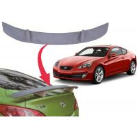 Quality Auto Sculpt Rear Trunk Spoiler for Hyundai Genesis Rohens Coupe 2012 2015 2017 for sale