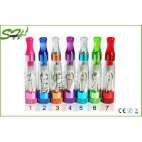 Quality Rainbow CE4+ Atomizer Ego Clearomizer 1.6ml Capacity 7 Colors long Wicks Rebuildable Coils for sale