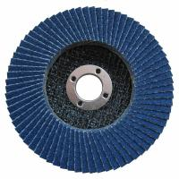 Quality 4-1/2 X 7/8 60 Grit Zirconia Angle Grinder Cutting Wheel Abrasive Flap Disc for sale