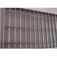 China 30 X 3 Concrete Steel Grating Drain Cover Hot Dip Galvanized Surface on sale