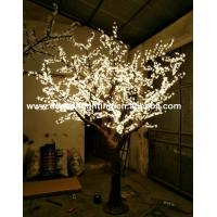 Quality outdoor artificial trees with lights for sale