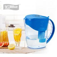 Quality 10 cup Classic Filter Compatible Drinking Alkaline Water Filter Pitcher for sale
