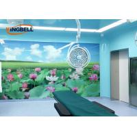Quality Doctors Nurses Modular Operating Room Corrosion Resistant 2 Years Warranty for sale