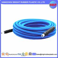 Quality China Manufacture Green EPDM Silicone Rubber Hoses For Industry Use for sale