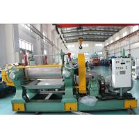 Quality Large Capacity Rubber Press Machine , Rubber Mixing Equipment Long Service Life for sale