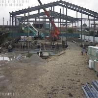 Quality Prefab Metal Structure Buildings for Cold Room Storage, Workshop for sale