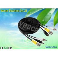 Quality CATV / CCD / CCTV Cable Accessories with BNC male and DC male  for sale