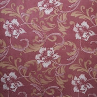 Quality Crimson Soft 70gsm Polyester Warp Knit Fabric Tricot Printing for sale