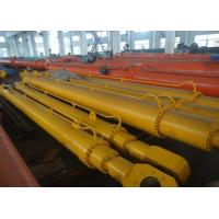 Quality Simple Compact Telescopic Hydraulic Cylinder Flat Gate With Hang Upside Down for sale