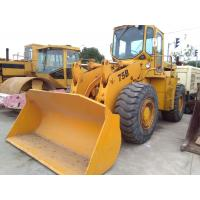 Quality used TCM 75B wheel loader 3000 series 3.0 cbm bucket new painting  year 1995 for sale