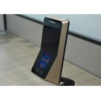 Quality Biometric Reader Access Control Face Recognition Device For Factory / Office Building for sale