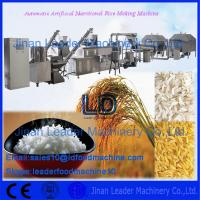 Quality Artifical nutritional rice machinery for sale