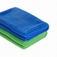Quality Microfiber Cleaning Cloth, Removes Stubborn Stains Easily for sale