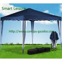 Quality 100% PVC Waterproof Beige 10x10 PopUp Party Folding Tent Canopy Gazebo for sale