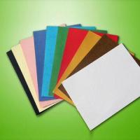 Buy cheap A4/A3 Binding Covers, Made of PVC, PP and PET in Transparent Color, OEM Orders from wholesalers