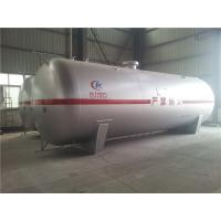 Quality Small 12m3 Liquid Propane Gas Tank for Hilton Hotel for sale
