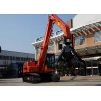 China Material Handling Equipment Coils Diesel / Electrical Material Handler For Moving Pipes on sale