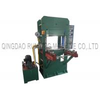 Quality Column Structure Rubber Molding Press Machine With Mold Manual / Automatic Sliding System for sale