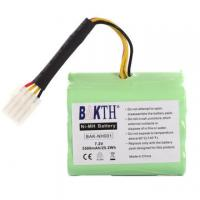China BAKTH NiMH Battery Pack High-capacity 7.2V 3500mAh Replacement Battery For Neato XV Series Robotics on sale