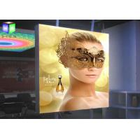 Quality Fabric Double Sided LED Light Box Indoor , LED Display Light Box 24 X 36 for sale
