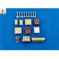 Quality Wire To Board Type Connectors, Single Row Housing Connectors Brass Material Tinned Contact for sale