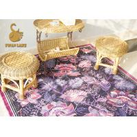 Quality Polyester Fiber Bedroom Floor Rugs Underlay Felt Eco - Friendly for sale