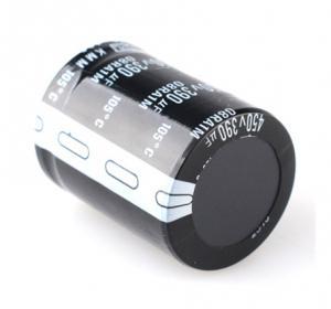 Quality Durable Aluminum Electrolytic Capacitor 50V 470UF 35V 1000UF AC Motor Application for sale