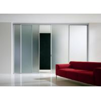 Quality Frosted Translucent Clear Plexiglass Acrylic Sheet Cut To Size For Sliding Door for sale