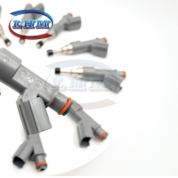 Buy cheap 23209-09045 Fuel Injector For TOYOTA 4RUNNER TACOMA 23250-75100 23209-75100 from wholesalers
