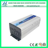 Buy cheap UPS 2000W Pure Sine Wave Inverter with Charger (QW-P2000UPS) from Wholesalers