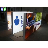 Quality Metro Fabric Light Box , LED Frameless Light Box For Poster Frame A1 Size for sale