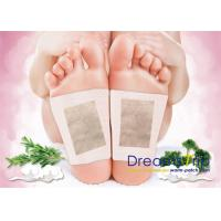 Quality Royal Detoxification Foot Pads Paste Adhesive Herbal Aged Reduce Blood Sugar Pressure for sale