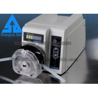 High Flow Rate Peristaltic Pump Micro Brewing Equipment For Steroid